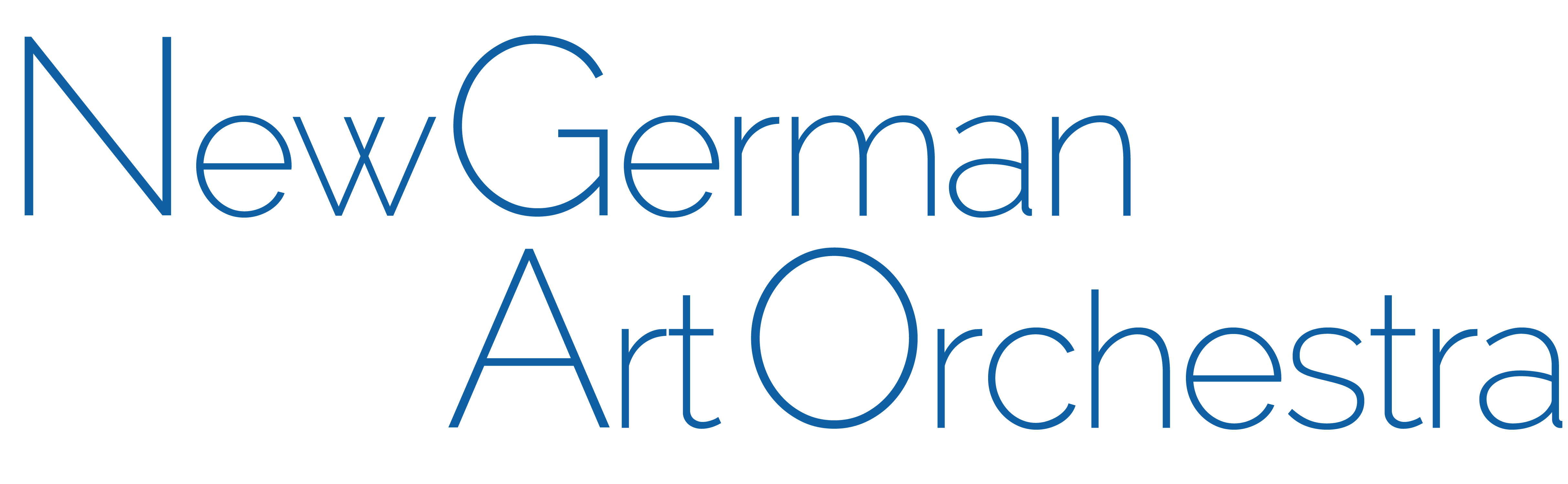 Logo - New German Art Orchestra